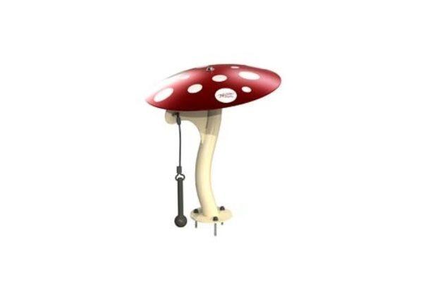 Medium Mushroom with surface mount option