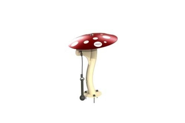 Small Small Mushroom with Surface Mount Kit
