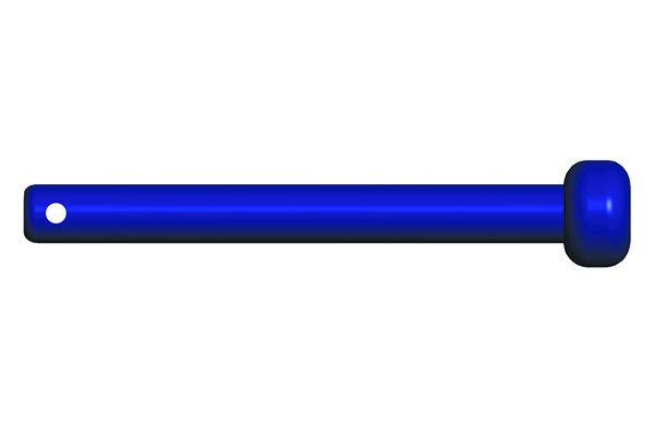 Standard blue mallet