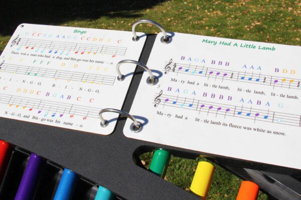 Seranade Base Songbook